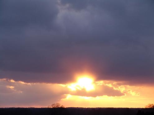 DSC00700 Kentucky Sunset 1