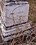 My Child Grave