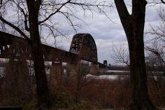 IMG_6220 Old Railroad Bridge on Falls of the Ohio River