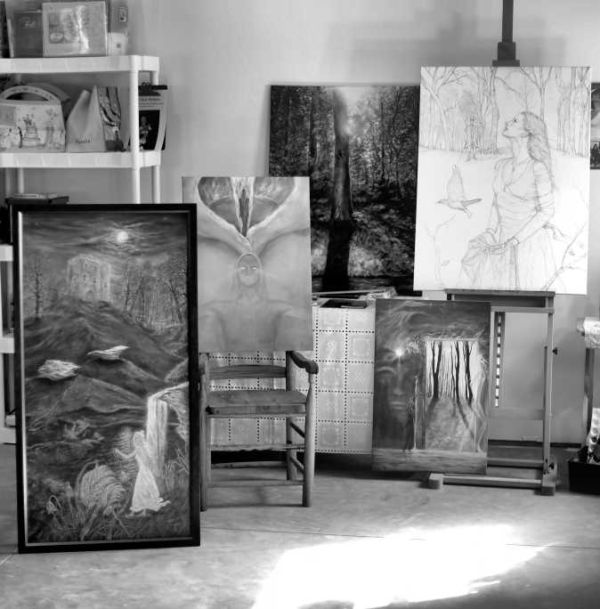 IMG_3252 paintings in studio b&w.jpg