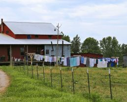 IMG_4725 Amish Clothes Drying Before Storm 2
