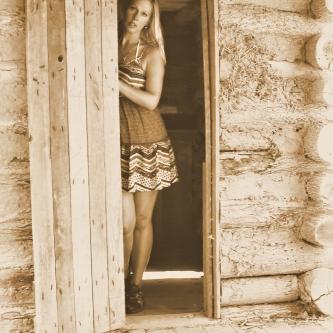 IMG_5371 Tommie in Cabin Door 3