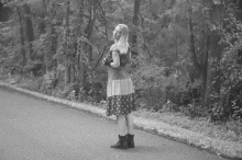 2018-07-14 20.45.15 T handmade dress b&w