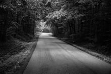 2018-07-14 21.30.09 dark road