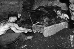 Old coal miners