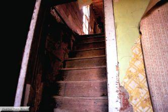 img_3461 glass jar attic steps