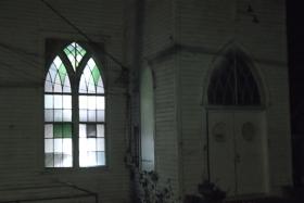 DSC00116 Bethlehem, In church